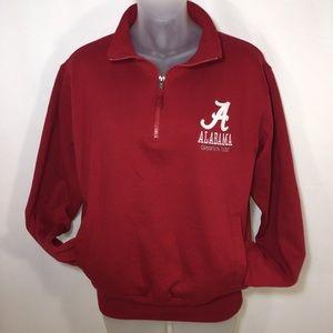 Alabama sweatshirt crimson Roll Tide
